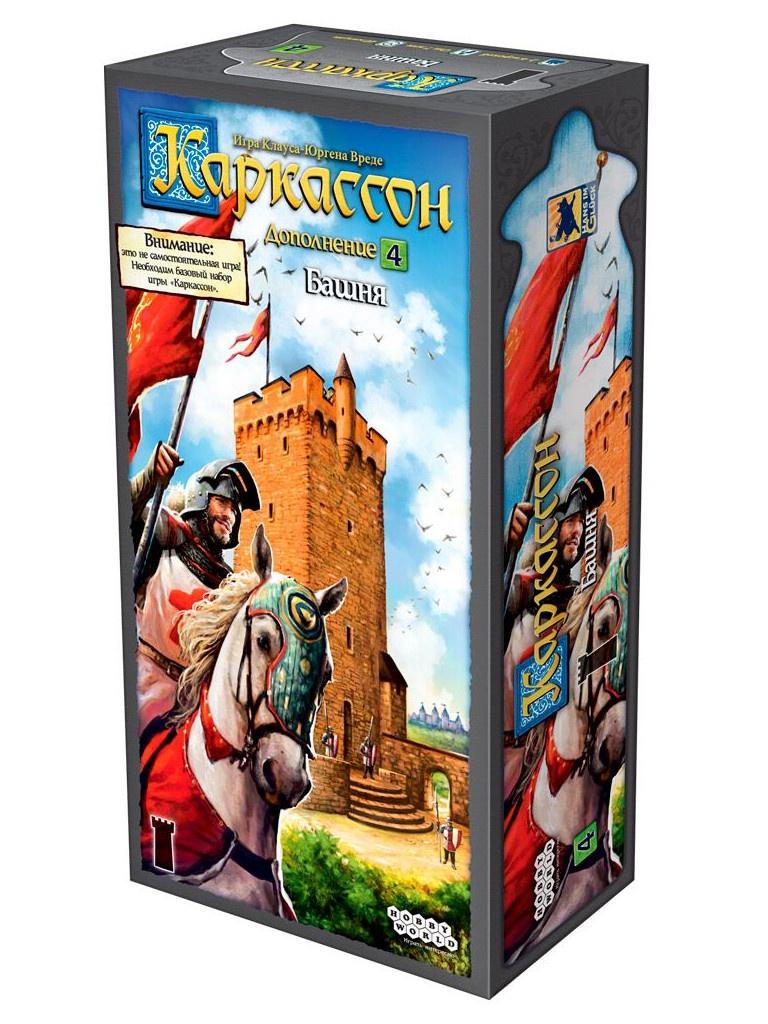 Настольная игра Hobby World Каркассон Башня 915218
