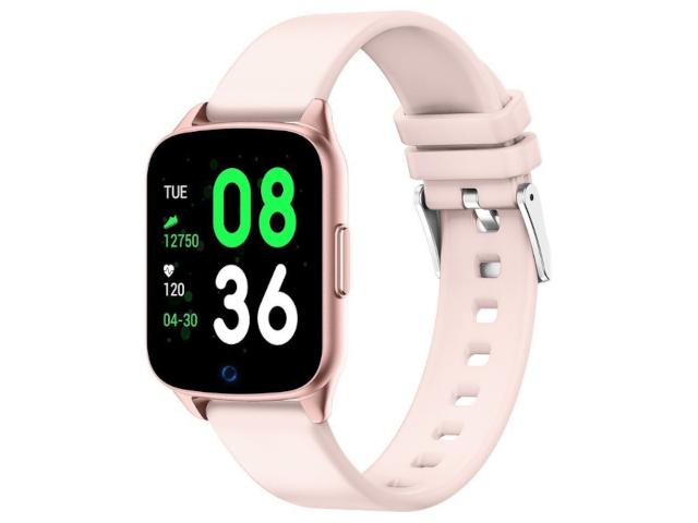 Умные часы KingWear KW17 Pro Pink