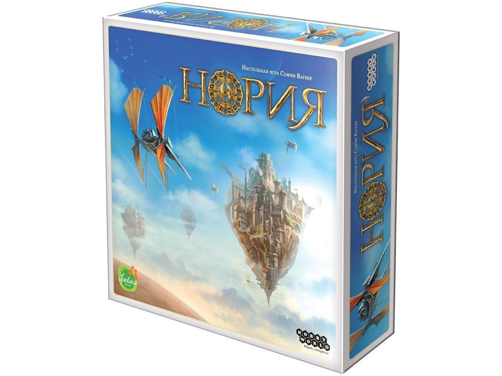 Настольная игра Hobby World Нория 181892