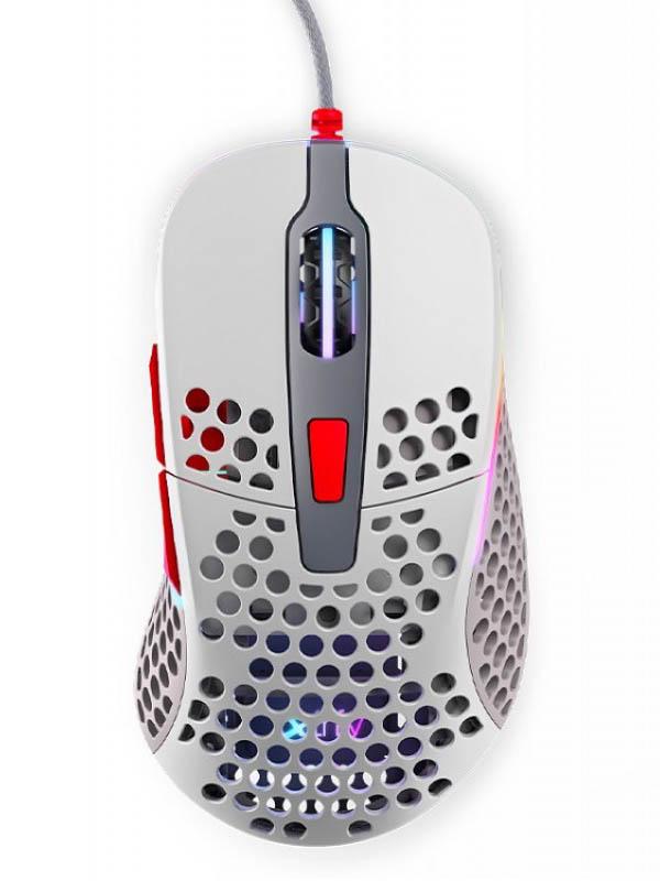 Мышь Xtrfy M4 RGB Retro