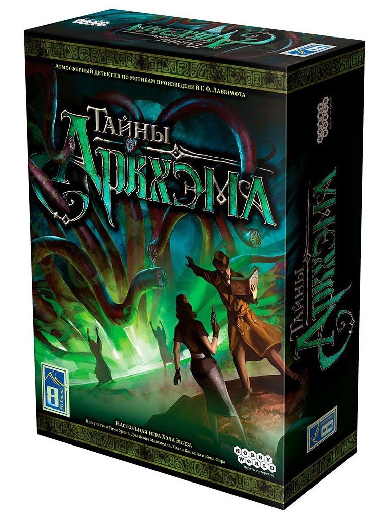 Настольная игра Hobby World Тайны Аркхэма 915038