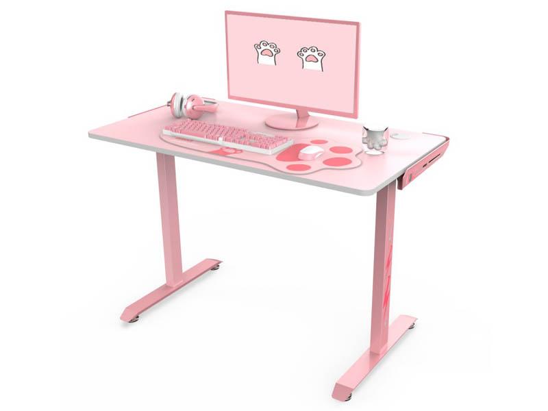 Стол Eureka I1-S Pink ERK-I44-PK