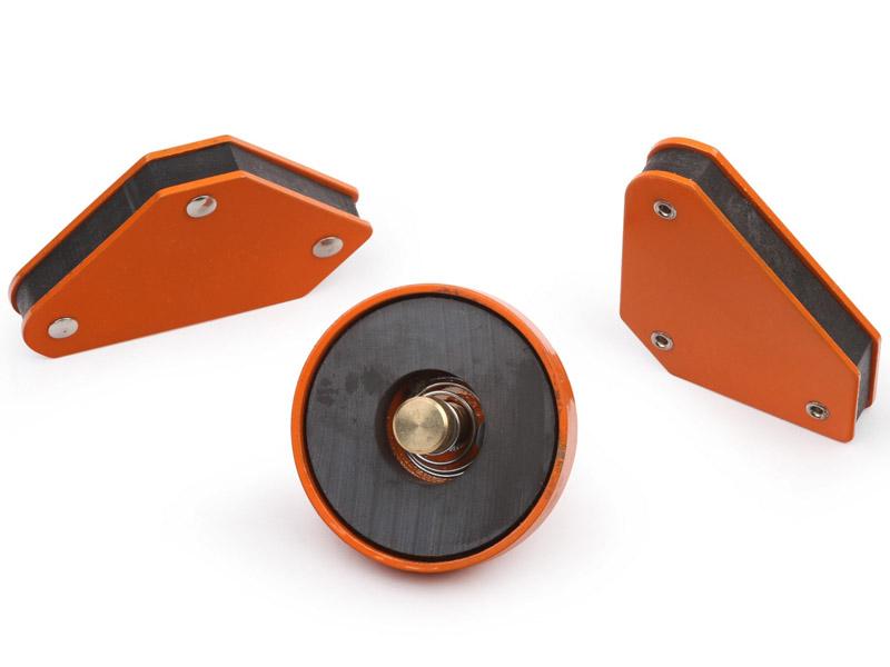 Набор магнитных держателей для сварки Forceberg 9-4052104