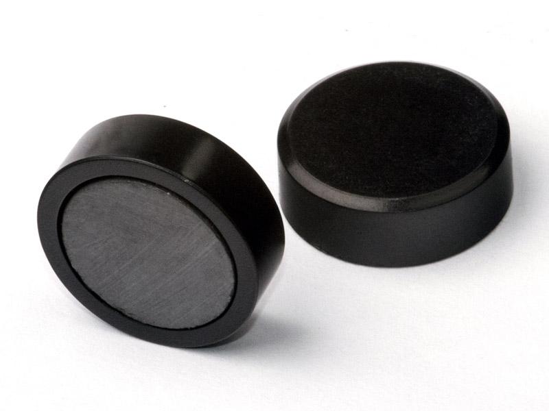 Магнит для магнитной доски Forceberg 20mm Black 9-3612132-010F