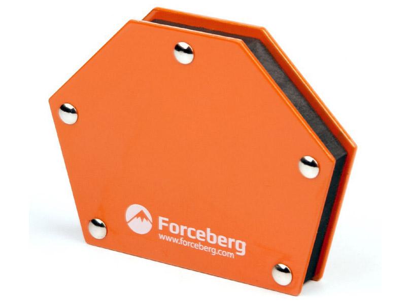 Магнитный угольник для сварки Forceberg 6 углов до 23кг 9-4014532