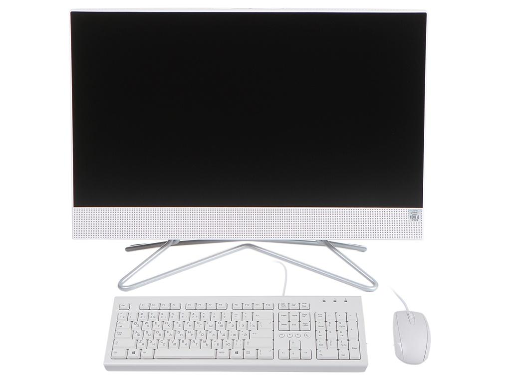 Моноблок HP 22-df0066ur White 1G1C3EA (Intel Core i3-1005G1 1.2 GHz/8192Mb/512Gb SSD/Intel HD Graphics/Wi-Fi/Bluetooth/Cam/21.5/1920x1080/DOS)