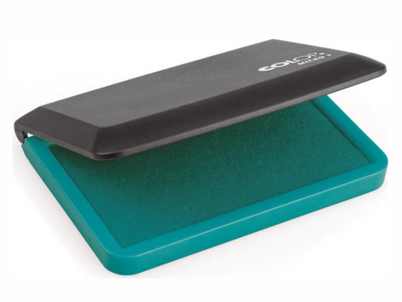 Штемпельная подушка Colop Micro 1 9х5cm Green
