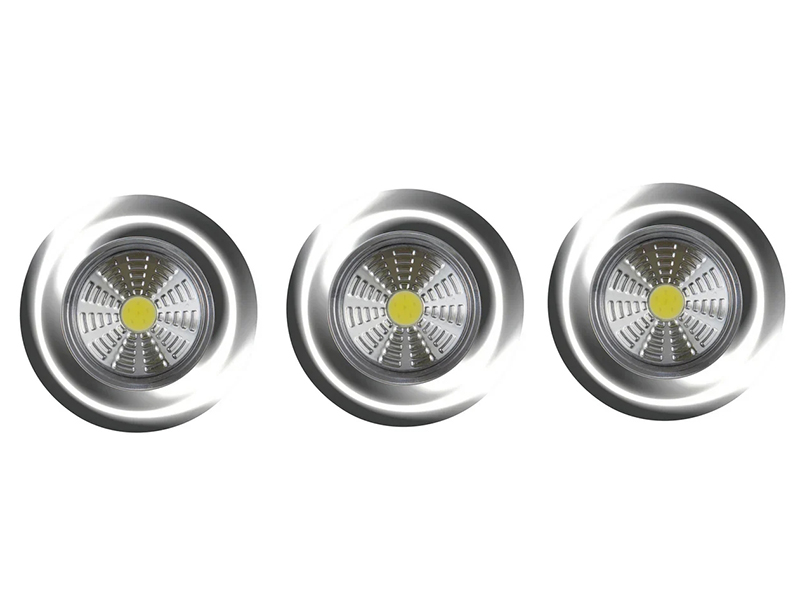 Фонарь Rev Pushlight 3Pack 29100 8 3шт