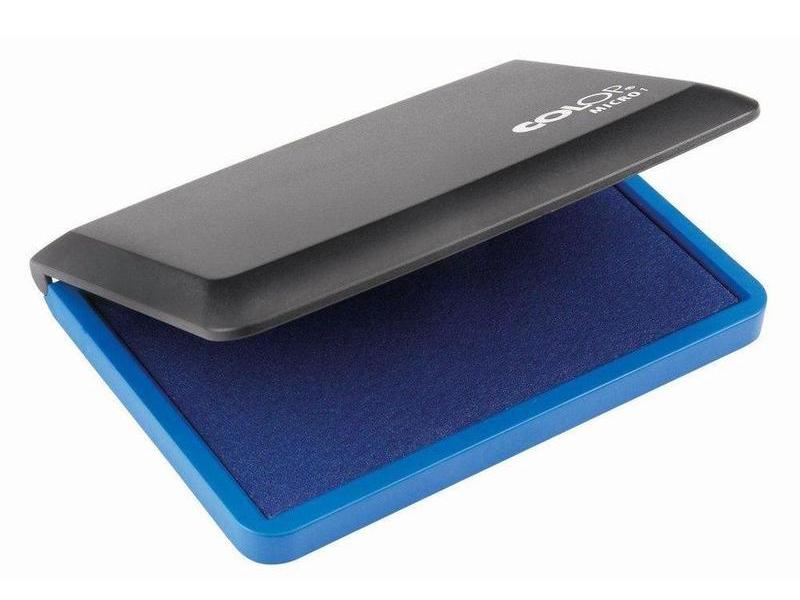 цена на Штемпельная подушка Colop Micro 1 9х5cm Blue