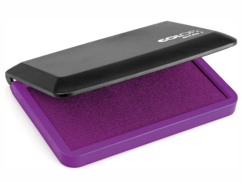 Штемпельная подушка Colop Micro 1 9х5cm Violet
