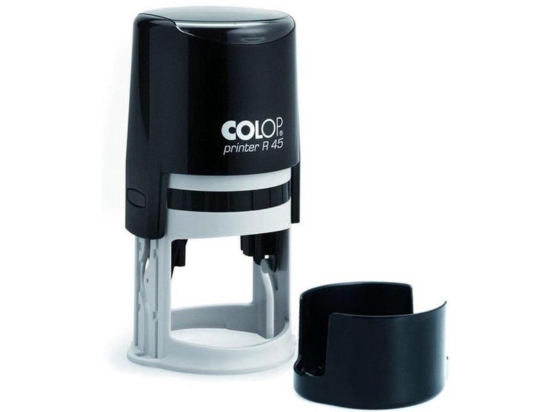 Оснастка для круглой печати Colop R45 Cover d-45mm 73907