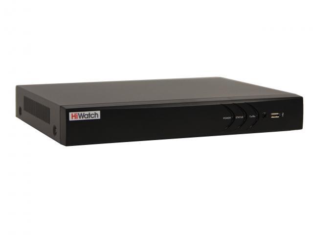 Видеорегистратор HiWatch DS-N332/2(B)