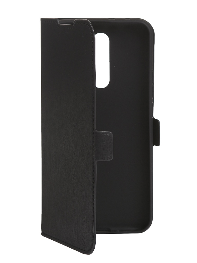 Чехол DF для Xiaomi Redmi 9 Flip Case Black xiFlip-62