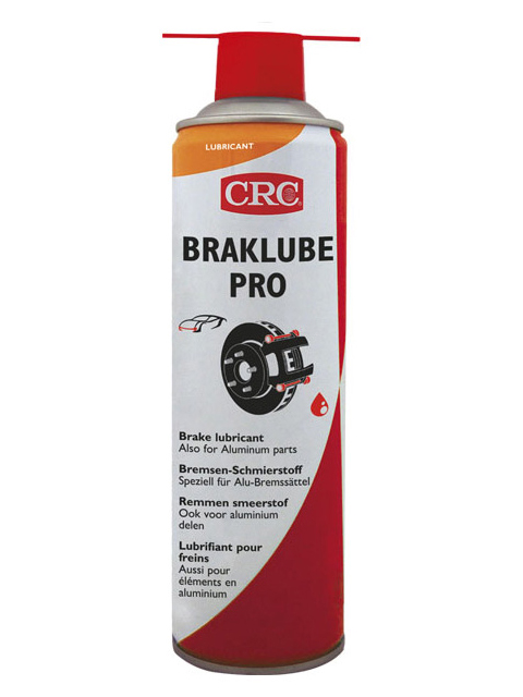 Смазка тормозных механизмов CRC Braklube Pro 250ml 32719