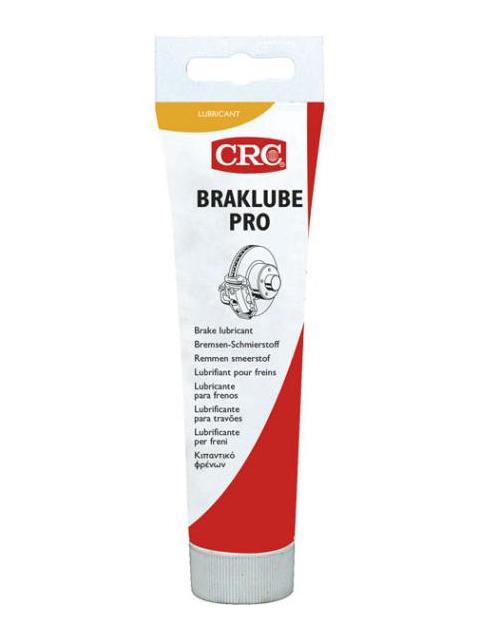 Смазка тормозных механизмов CRC Braklube Pro 100ml 32815