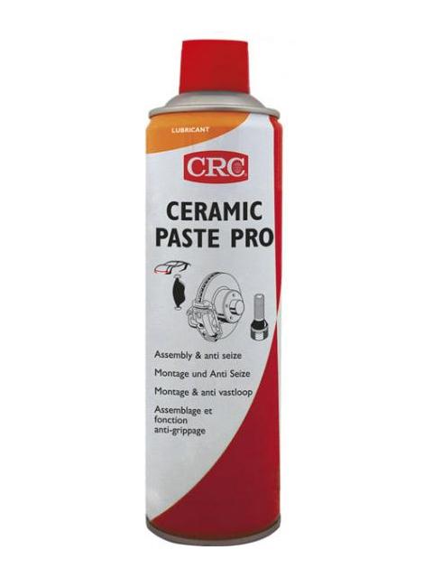 Смазка термостойкая CRC Ceramic Paste Pro 250ml 32711