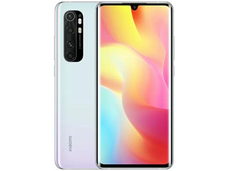 Сотовый телефон Xiaomi Mi Note 10 Lite 6/128Gb White Выгодный набор + серт. 200Р!!!