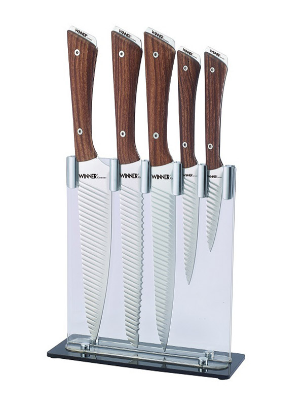Набор ножей Winner WR-7362