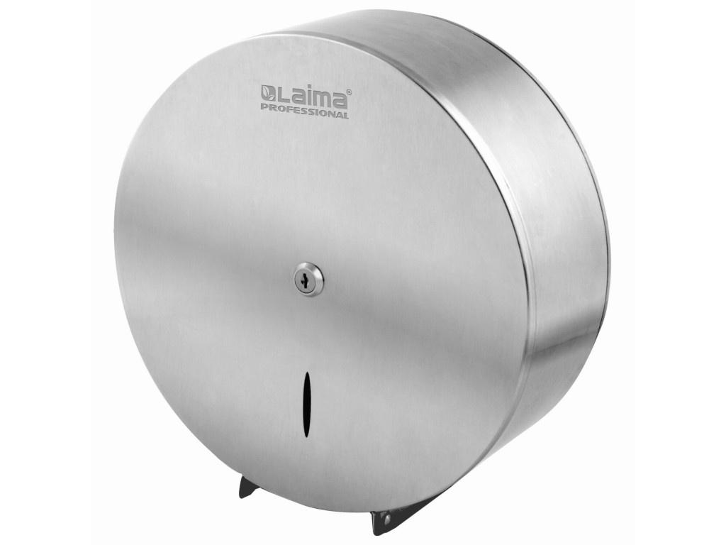 Диспенсер для туалетной бумаги Лайма Professional Inox 605700
