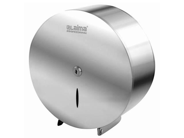 Диспенсер для туалетной бумаги Лайма Professional Inox 605699