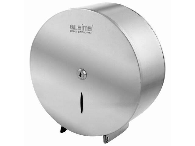 Диспенсер для туалетной бумаги Лайма Professional Inox 605698