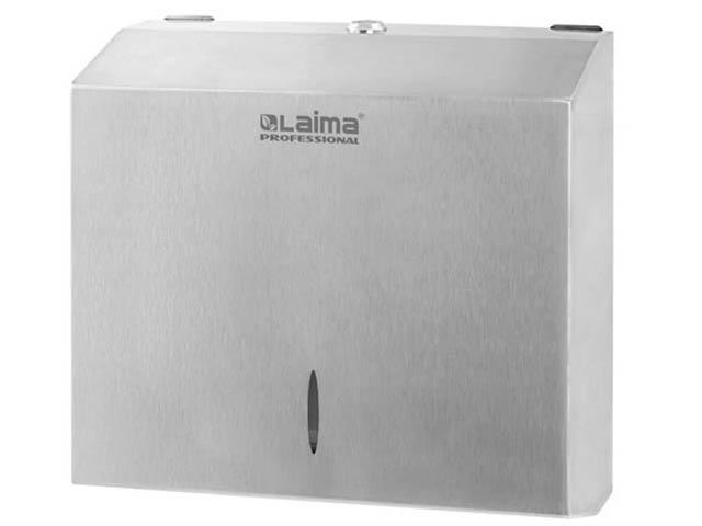 Диспенсер для полотенец Лайма Professional Inox 605696