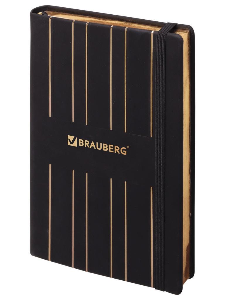 Блокнот Brauberg Touch А5 112л Black 110969