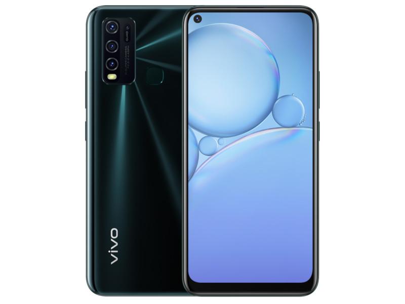 Сотовый телефон Vivo Y30 4/64Gb Emerald Black