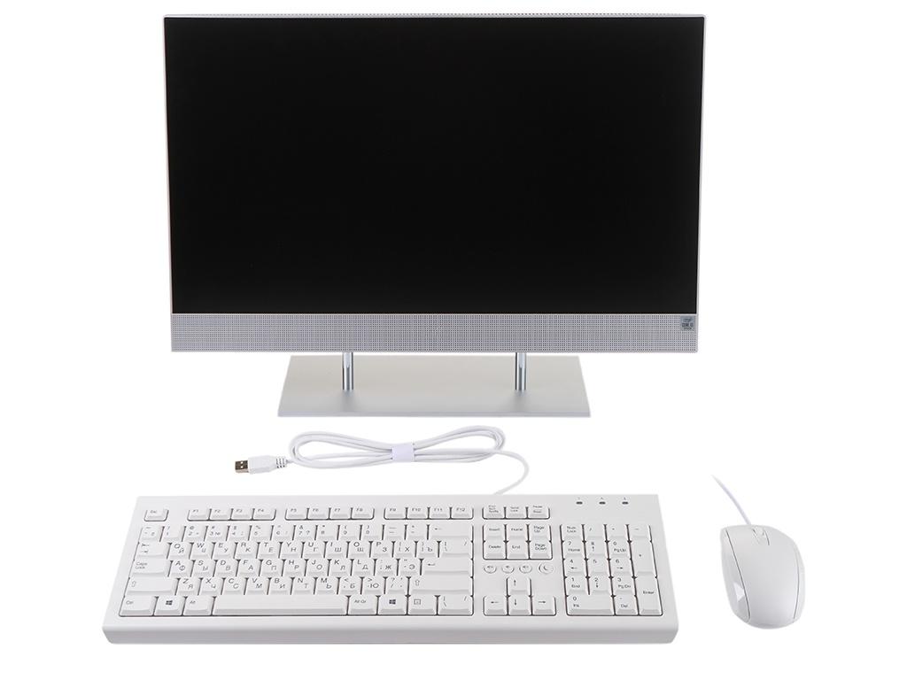 Моноблок HP 27-dp0026ur 14Q59EA (Intel Core i3-1005G1 1.2 GHz/8192Mb/256Gb SSD/nVidia GeForce MX330 2048Mb/Wi-Fi/Bluetooth/Cam/27.0/1920x1080/Windows 10 Home 64-bit)