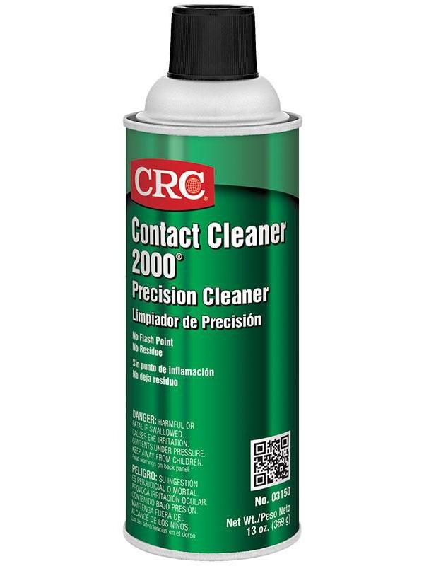 Очиститель электроконтактов CRC Contact Cleaner 2000 03150