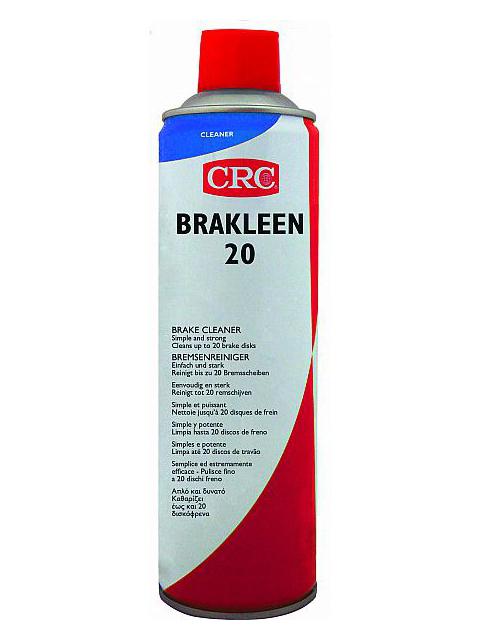 Очиститель тормозных механизмов CRC Brakleen 20 500ml 32757