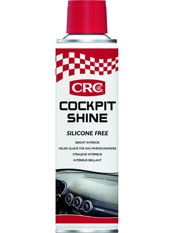 Очиститель пластика глянец CRC Cockpit Shine 250ml 33008