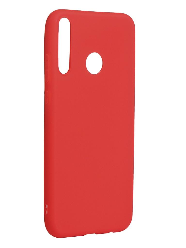 Чехол Zibelino для Honor 9C/P 40 Lite E Soft Matte Red ZSM-HUA-9C-RED
