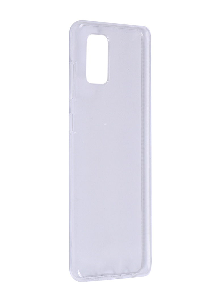 Чехол Zibelino для Samsung Galaxy A31 (A315) Ultra Thin Case Transparent ZUTC-SAM-A315-WHT