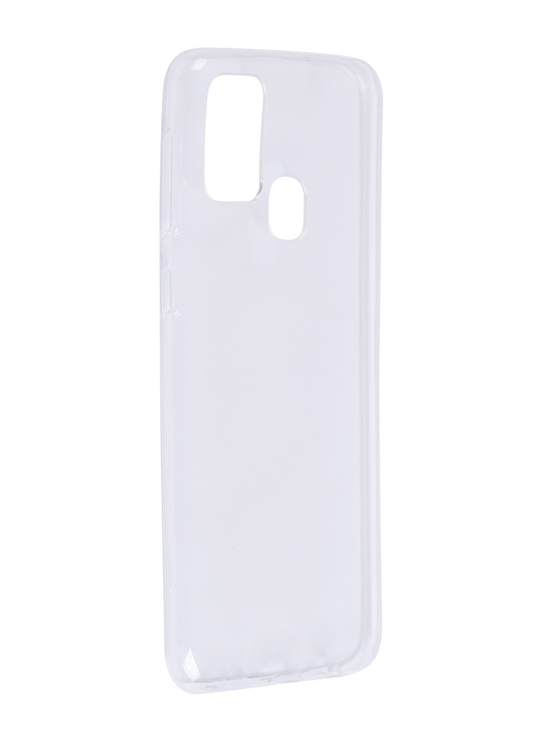 Чехол Zibelino для Samsung Galaxy M31 (M315) Ultra Thin Case Transparent ZUTC-SAM-M31-WHT