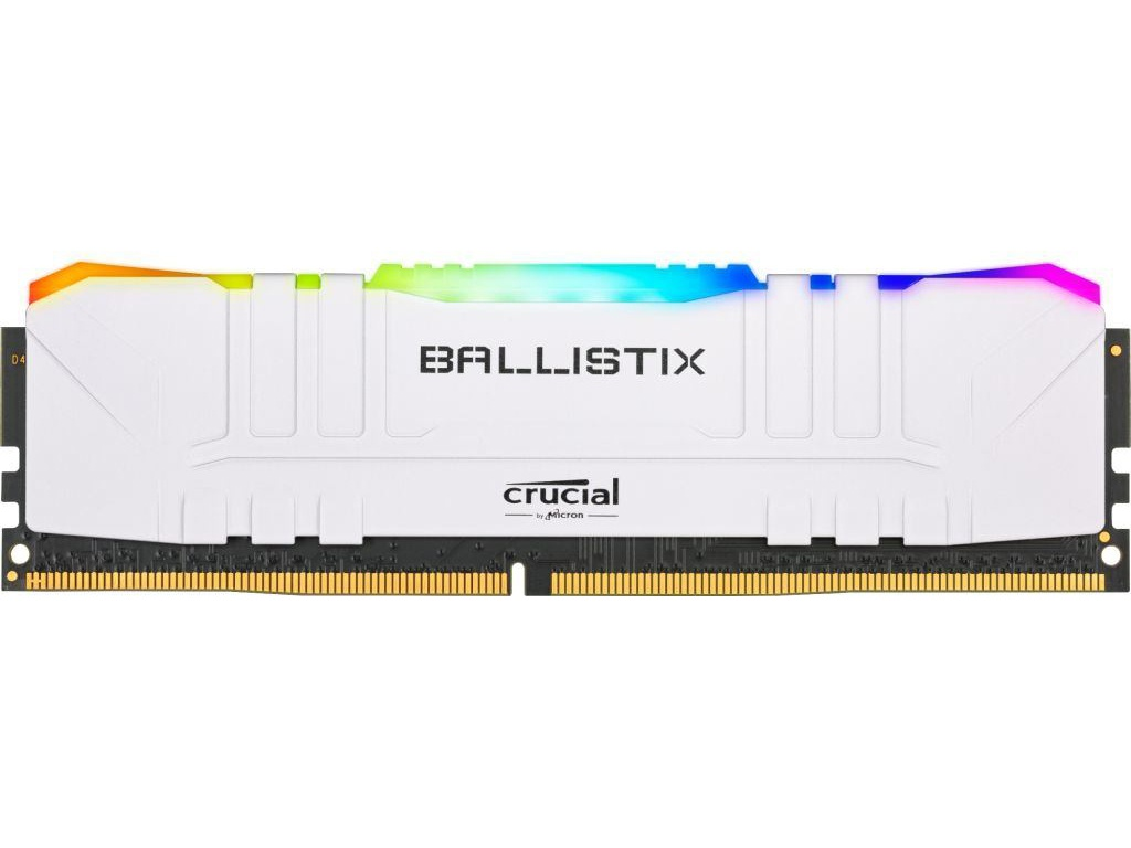 Модуль памяти Crucial Ballistix RGB BL16G30C15U4WL White