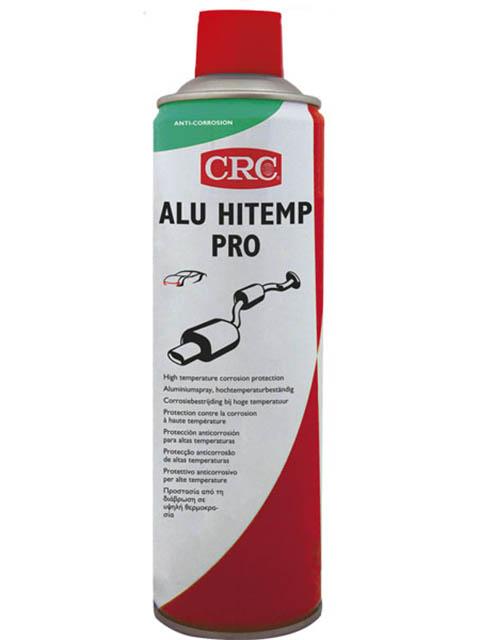 Антикор термостойкий CRC ALU HiTemp AUT 500ml 32735