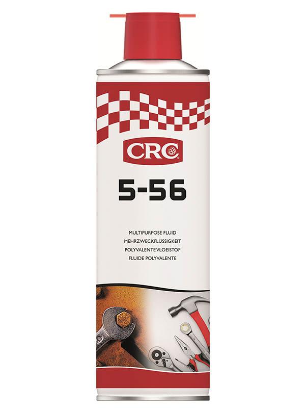 Многофункциональное смазывающе-проникающее средство CRC 5-56 500ml 33023