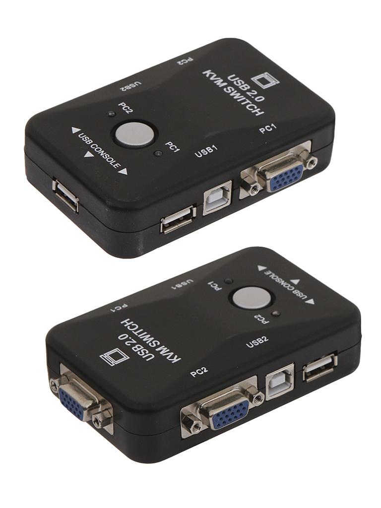 Переключатель KVM Palmexx VGA+USB PX/KVM-VGA