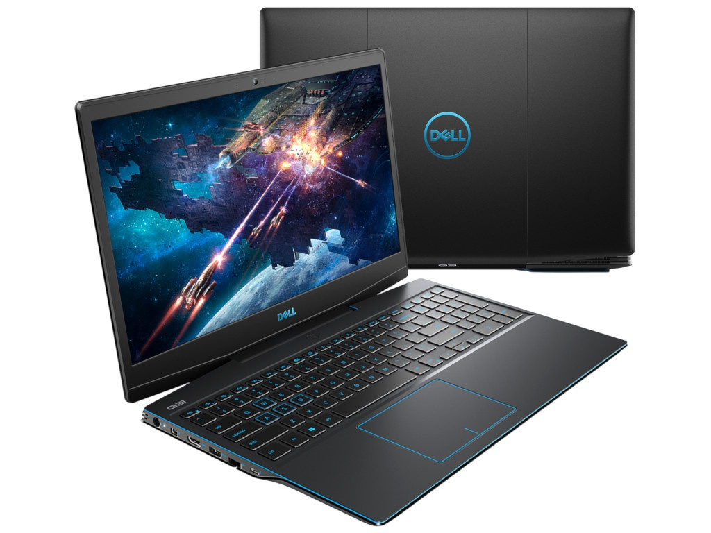 Ноутбук Dell G3 15-3500 G315-5911 (Intel Core i7-10750H 2.6GHz/16384Mb/512Gb SSD/nVidia GeForce GTX 1660 Ti 6144Mb/Wi-Fi/15.6/1920x1080/Windows 10 64-bit) компьютер dell precision 3630 mt intel core i7 8700 3200 mhz 16gb 256gb ssd dvd rw nvidia geforce gtx 1080 10gb dos