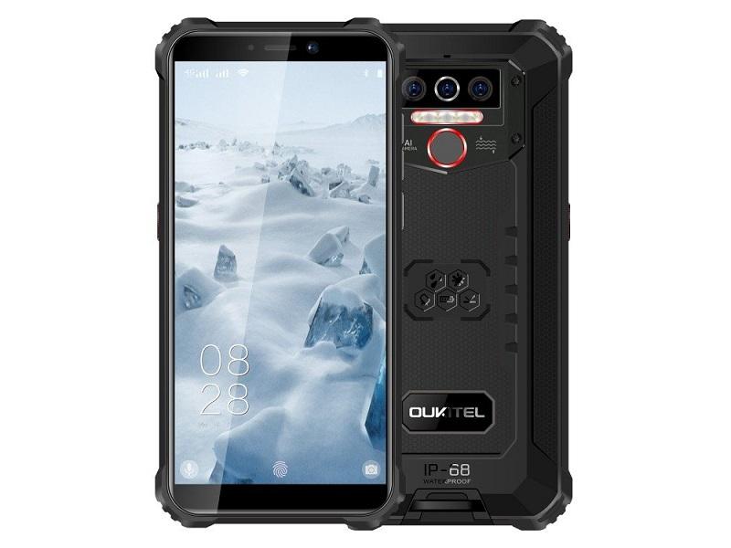 Сотовый телефон OUKITEL WP5 4/32GB Black