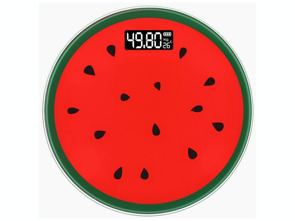 Весы напольные Activ Watermelon 117246