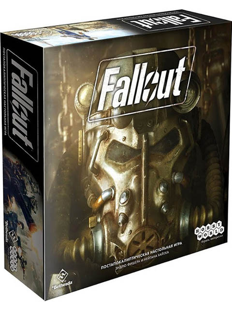 Настольная игра Hobby World Fallout 181957