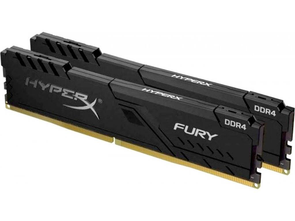 Модуль памяти HyperX HX432C16FB3K2/64 Black