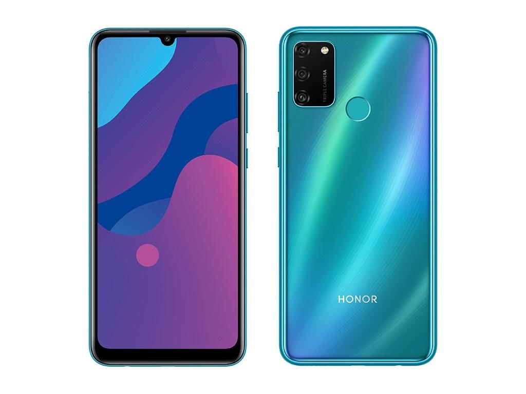 цена на Сотовый телефон Honor 9A 3/64Gb Phantom Blue Выгодный набор + серт. 200Р!!!