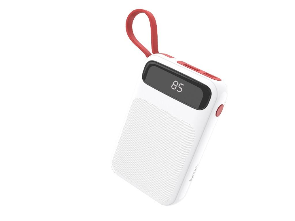 Внешний аккумулятор Hoco J40 Powerful 10000mAh Micro USB White