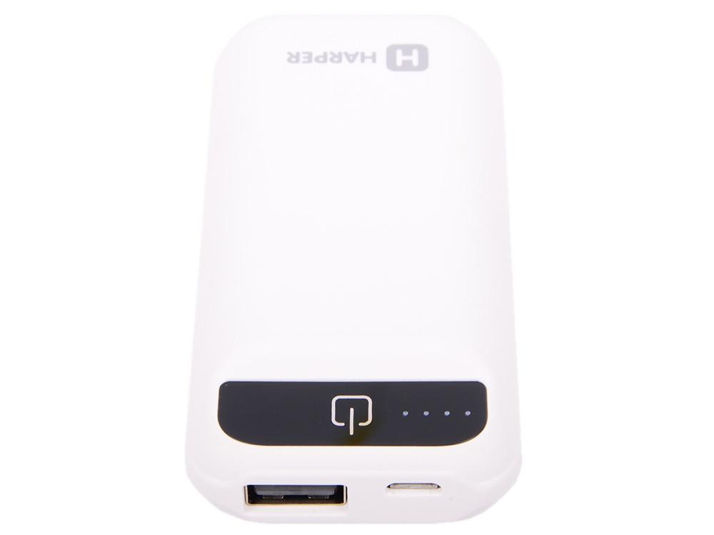 цена на Внешний аккумулятор HARPER PB-2605 White