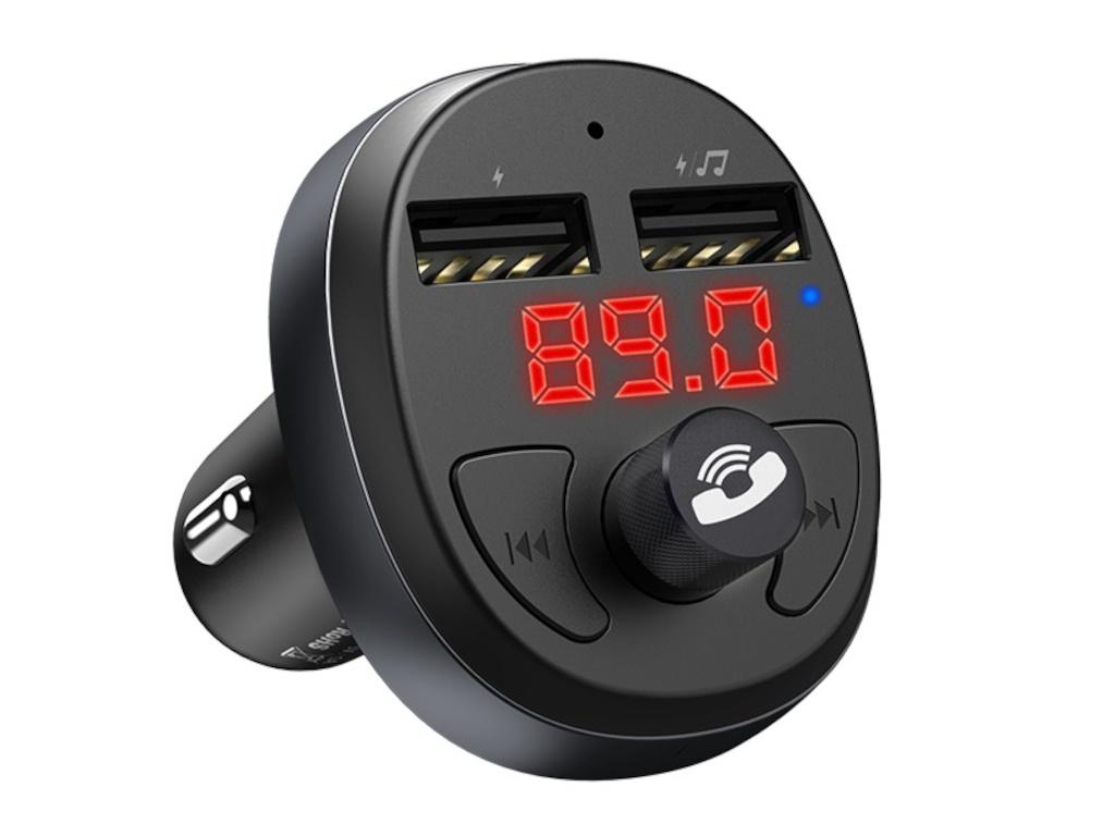 FM-Трансмиттер Hoco E41 Black