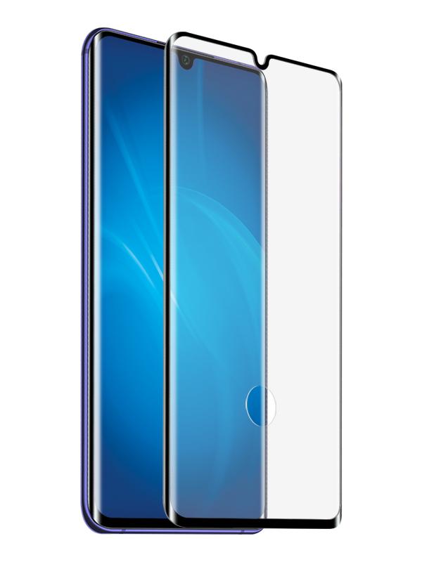 Защитное стекло Krutoff для Xiaomi Mi A3/CC9e Full Glue Premium Black 22801