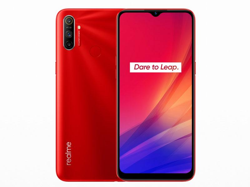 Сотовый телефон Realme C3 3/64Gb LTE Red Выгодный набор + серт. 200Р!!!